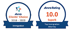 avvo clients choice2016-2020